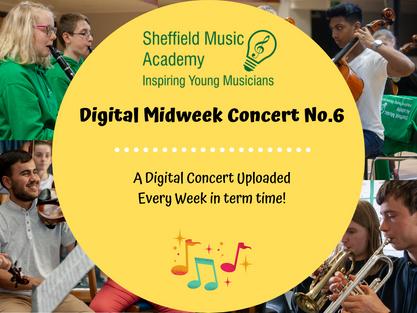 Digital Midweek Concert No.6