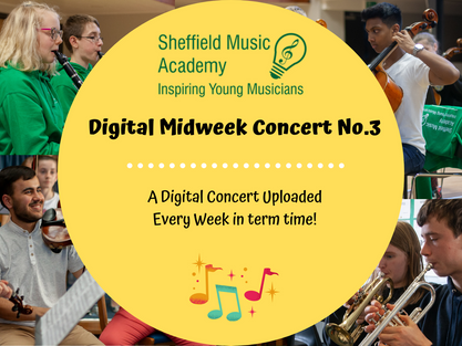Midweek Digital Concert No.3