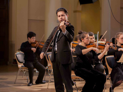 The Academy at Classical Weekend