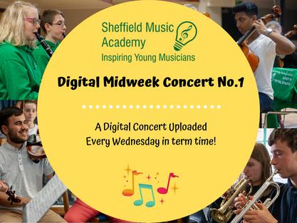 SMA Midweek Digital Concerts Return!