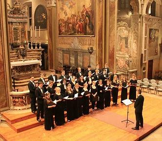 King's College London Milan Tour
