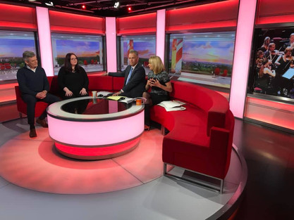 SMA Mentioned on BBC Breakfast!