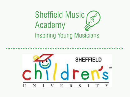 SMA is a Learning Destination with the Children's University!