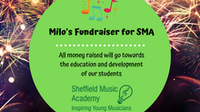 Milo's Fundraiser for SMA