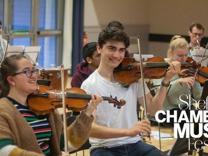 SMA at Sheffield Chamber Music Festival 2020