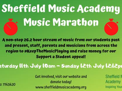 SMA Music Marathon!