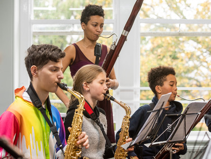 We're Welcoming Back Ensembles This Weekend!