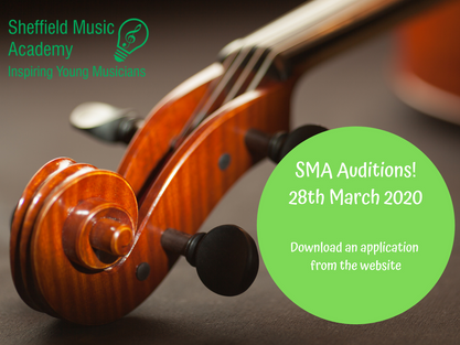 Applications are Open for SMA!
