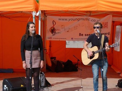 Talented Students perform at Tramlines Festival