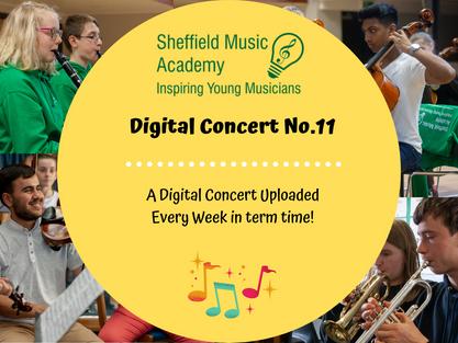 SMA Digital Concert No.11
