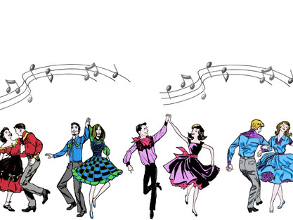 Winners and Dancers on 27th June 2015 John Grundy Competition followed by Ceilidh