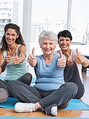 Sport voor dames Purmerend