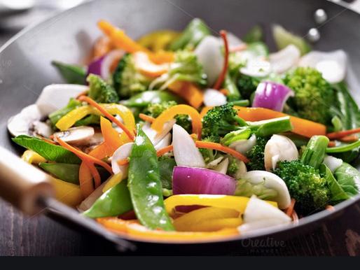 Lekker eten en op gezond gewicht blijven!