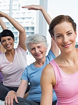 Pilates voor vrouwen in Purmerend