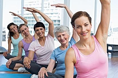Sport en Pilates voor vrouwen Purmerend