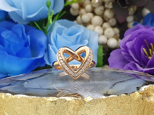 Forever Young Diamond Ring For Women