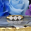 Thumbnail: 3 Cluster Musketeers Diamond Ring For Women