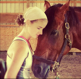 Horse and Owner Bond