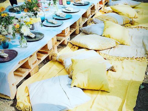 Picknick für Leerdammer