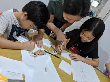 Print-making Class