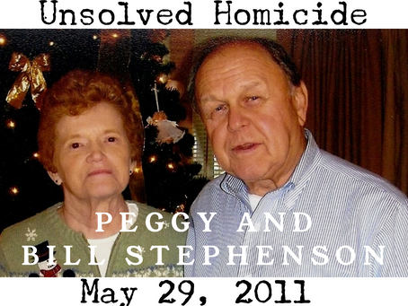 Unsolved Double Homicide May 29, 2011 Boone County, Ky
