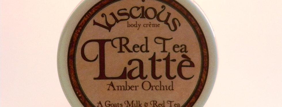 RedTea Latte Body Crème - Amber Orchid