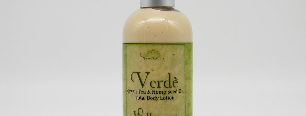 Verdè Total Body Lotion - Wellspring