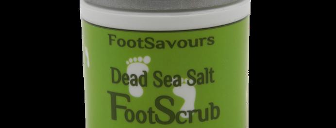 FootSavours FootScrub