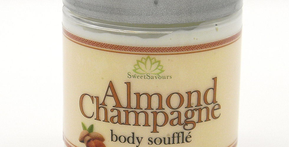 Almond Champagne Body Souffle