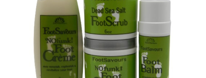 FootSavours Complete Set