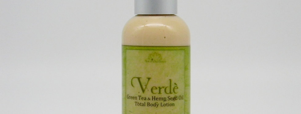 Verdè Total Body Lotion - Fragrance Free