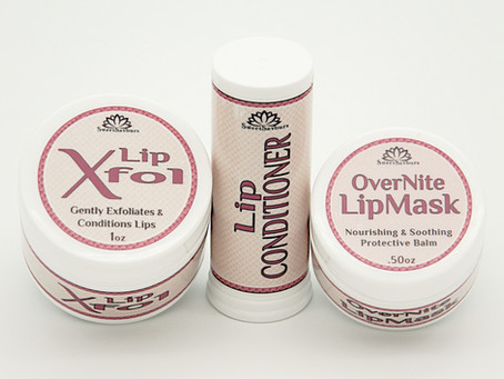 The new LipCare products are available!!!