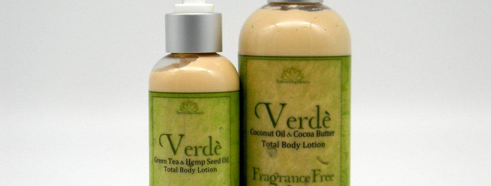 Verdè Total Body Lotion - Fresh Agave