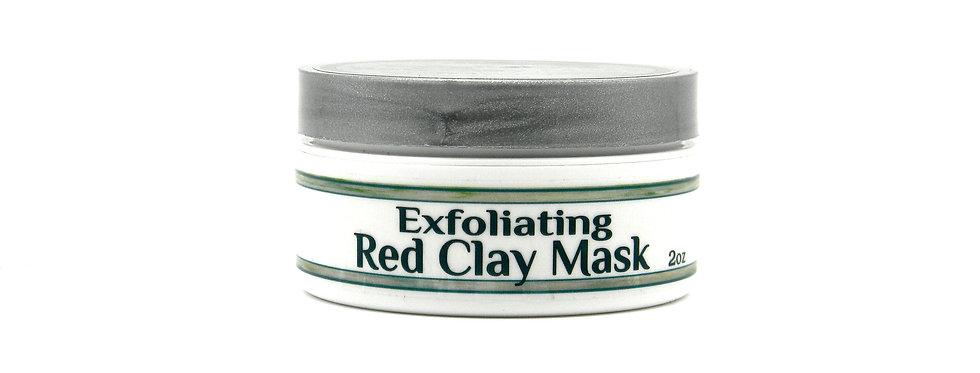 Exfoliating RedClay Mask