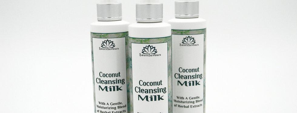 Coconut Cleansing Milk