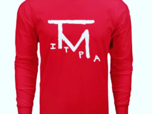 The Movement I.T.P.A. Red Long-Sleeve T