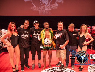 Rebel Thaiboxing gets the full sweep going 3-0 at Warriors Cup 9-17-16!!!