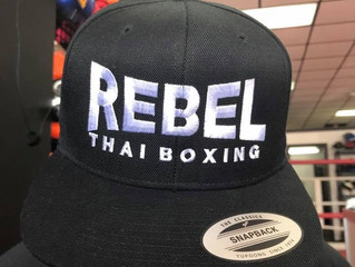 Rebel Thaiboxing Snapback's are in!