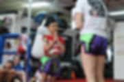 Kids Muay Thai Kickboxing Long Island