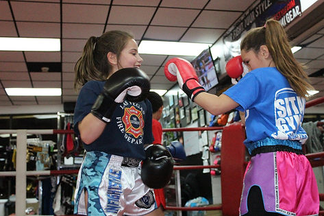 Muay Thai Kickboxing Thai Boxing Kids Schools Gyms Long Island