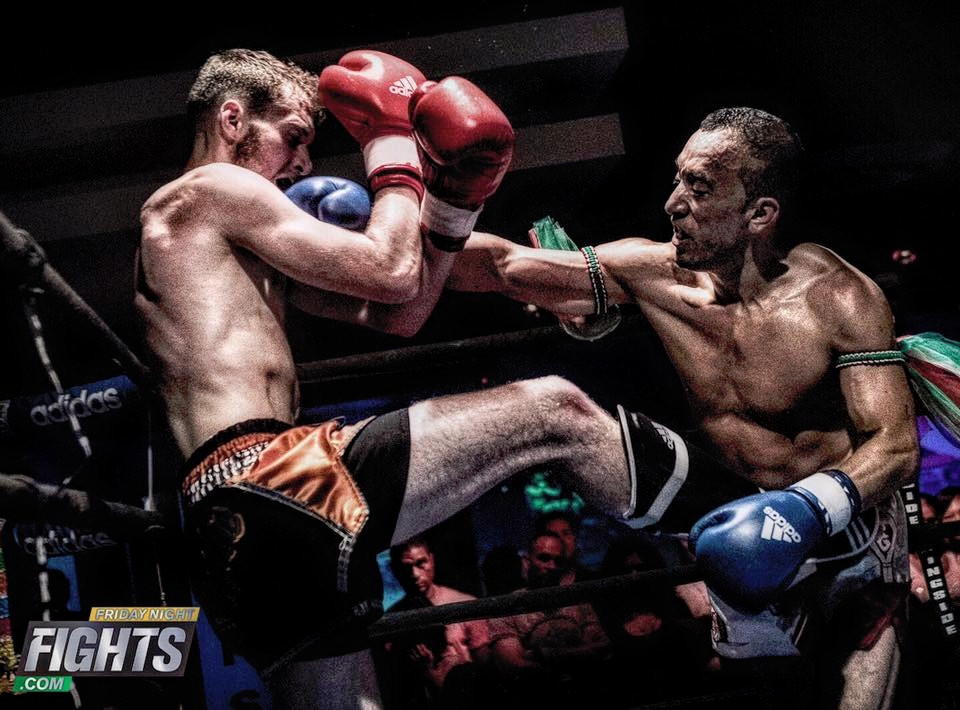 Muay Thai Rebel Thai Boxing