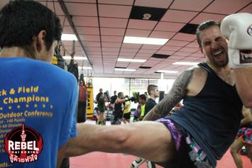 Padwork Rebel Thaiboxing Muay Thai Long Island