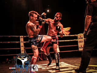 Rebel Thaiboxing Fight Team at Warriors Cup 7-9-16!!