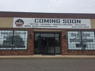 REBEL THAIBOXING'S NEWEST LOCATION OPENING UP IN SUFFOLK COUNTY!