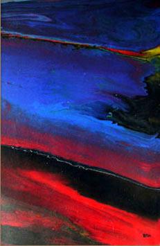 Yaratılış, 1999, MDF, 70 X 40 cm