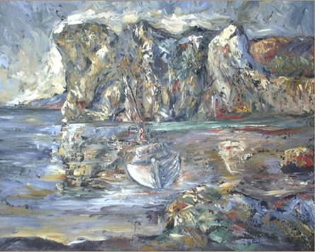 Adsız, 2002, KÜY, 50 X 40 cm
