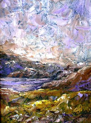 Adsız, 2003, KÜY, 35 X 25 cm