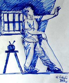 Sanatçının Tanımı, 2002, Tükenmez Kalem