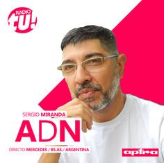 #ADN con Sergio Miranda