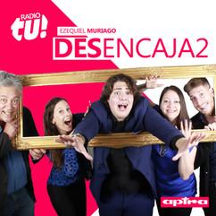 #Desencaja2 con Ezequiel Muriago